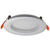 "4""  SLIM DOWNLIGHT WARM WHITE 3000K COMES WITH DRIVER"