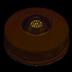 BRK 7030BSLA Hardwired Photo Smoke/CO/ LED Strobe Alarm w/10 Yr Sealed Lithiu